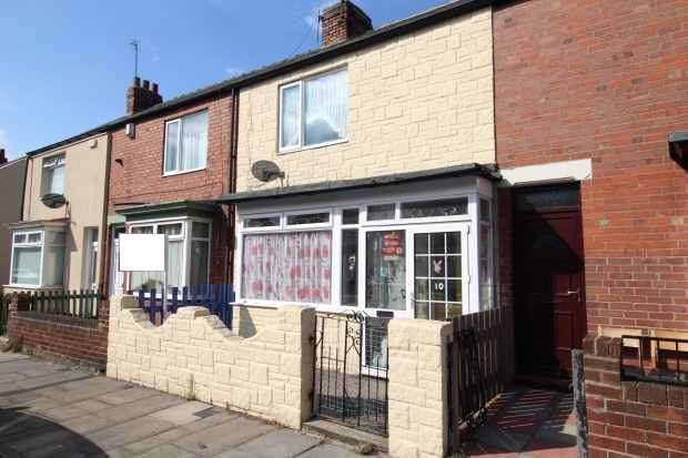 3 Bedrooms Terraced House for sale in Leinster Road, Middlesbrough, Cleveland, TS1 4QZ