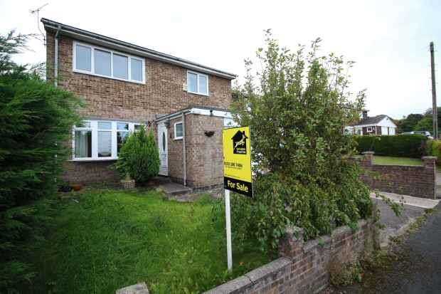 4 Bedrooms Detached House for sale in Longview Road, Broughton Wrexham, LL11 6DJ