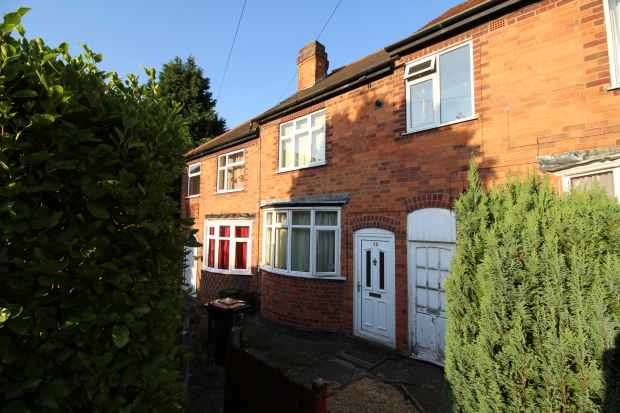 3 Bedrooms Terraced House for sale in Richmond Close, Leicester, Leicestershire, LE2 8AY