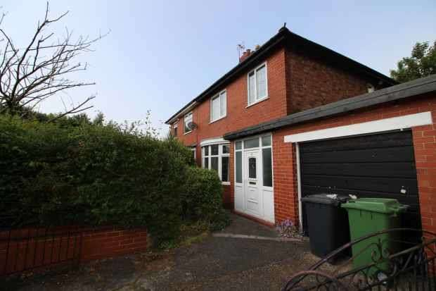 3 Bedrooms Semi Detached House for sale in Sycamore Lane, Warrington, Cheshire, WA5 1JW