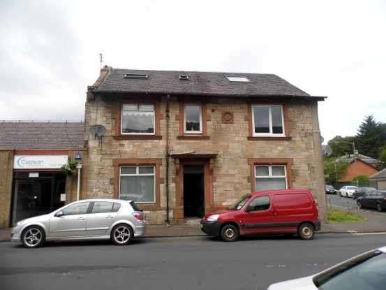 2 Bedrooms Flat for sale in High Street, Kilmarnock, Ayrshire, KA3 5DB