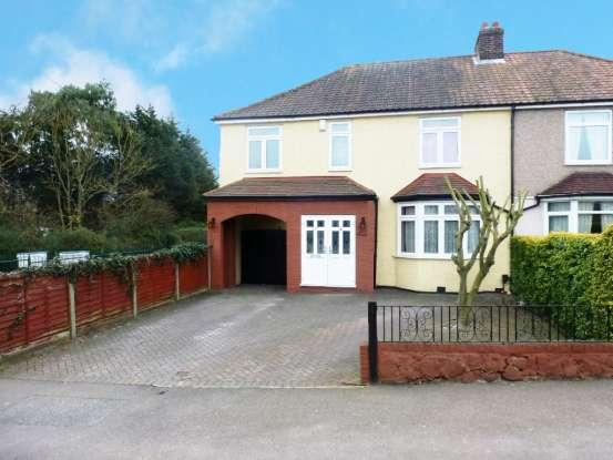 4 Bedrooms Semi Detached House for sale in Goffs Lane, Waltham Cross, Hertfordshire, EN7 5QL