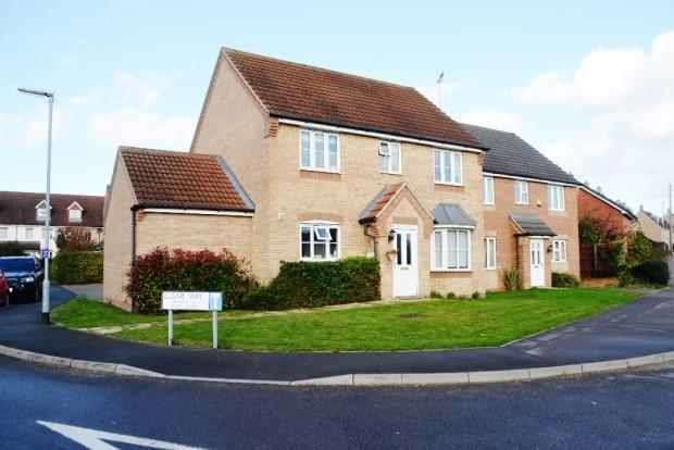 4 Bedrooms Detached House for sale in Elgar Way, Stamford, Lincolnshire, PE9 1EY