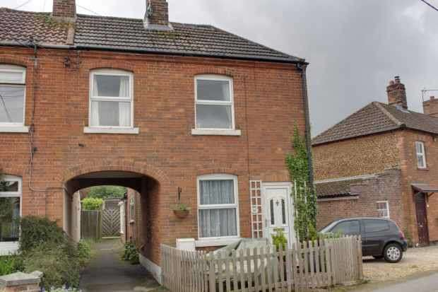 3 Bedrooms Cottage House for sale in Manor Road, Kings Lynn, Norfolk, PE31 6LH