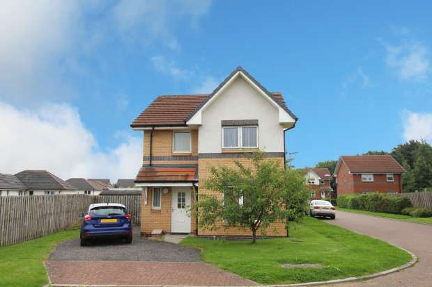 3 Bedrooms Detached House for sale in Parkwood Lea,, Hamilton, Lanarkshire, ML3 0RW