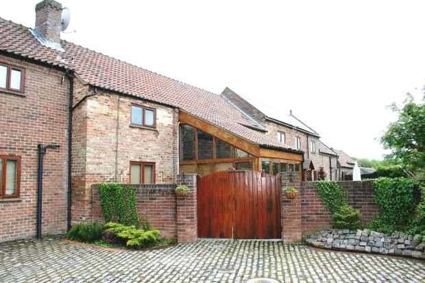 5 Bedrooms Detached House for sale in Old Trough Lane, Brough, North Humberside, HU15 2XW