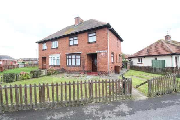 3 Bedrooms Semi Detached House for sale in Sharp Crescent, Hartlepool, Cleveland, TS24 9HB