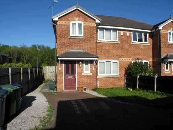 3 Bedrooms Semi Detached House for sale in Inchfield, Skelmersdale, Lancashire, WN8 6LP