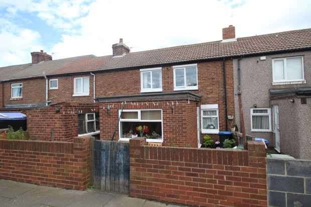 3 Bedrooms Terraced House for sale in West Avenue, Peterlee, Durham, SR8 3NP