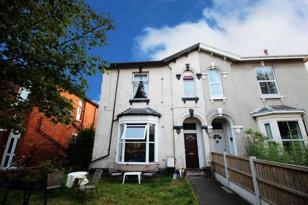 3 Bedrooms Flat for sale in Belmont Street, Southport, Merseyside, PR8 1JH
