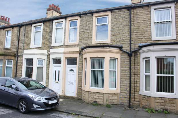 2 Bedrooms Terraced House for sale in Bellfield Road, Morecambe, Lancashire, LA4 5NQ