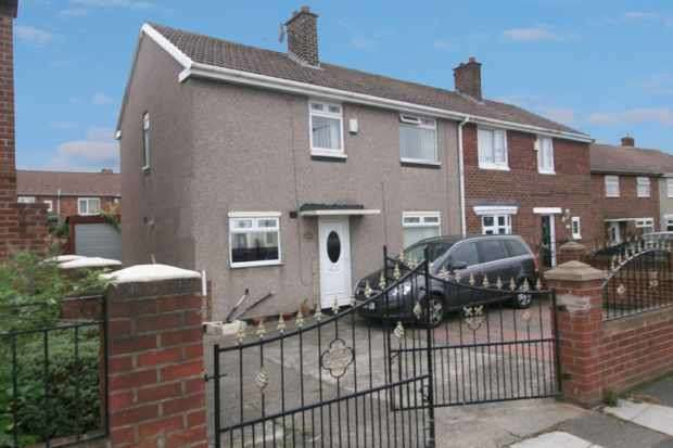 3 Bedrooms Semi Detached House for sale in Overdale Road, Middlesbrough, Cleveland, TS3 7DY