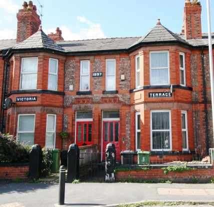 4 Bedrooms Terraced House for sale in Heathfield Road, Birkenhead, Merseyside, CH43 5RT