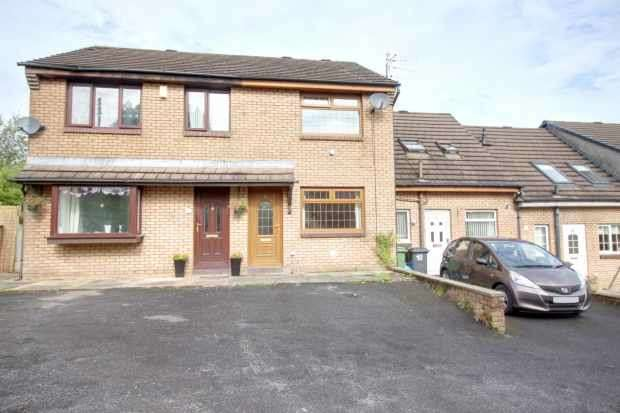 2 Bedrooms Terraced House for sale in Oak Close, Blackburn, Lancashire, BB1 4JU
