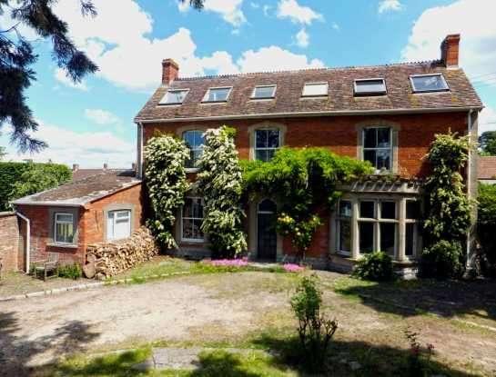 9 Bedrooms Detached House for sale in Bridgwater, Burrowbridge, Somerset, TA7 0RH