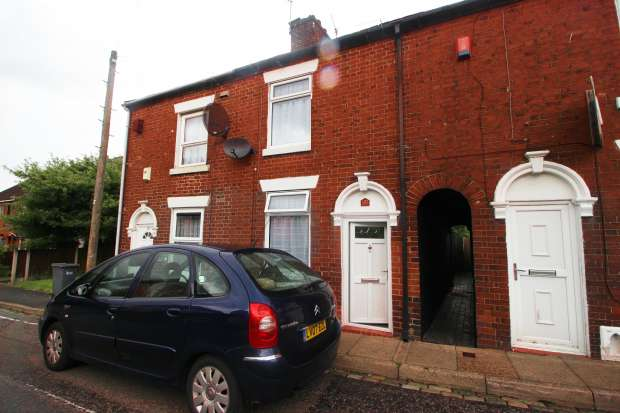 2 Bedrooms Terraced House for sale in Sneyd Street, Stoke-On-Trent, Staffordshire, ST6 2NU