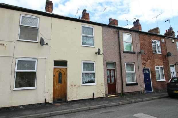 2 Bedrooms Terraced House for sale in Cestrain Street, Deeside, Clwyd, CH5 4EF
