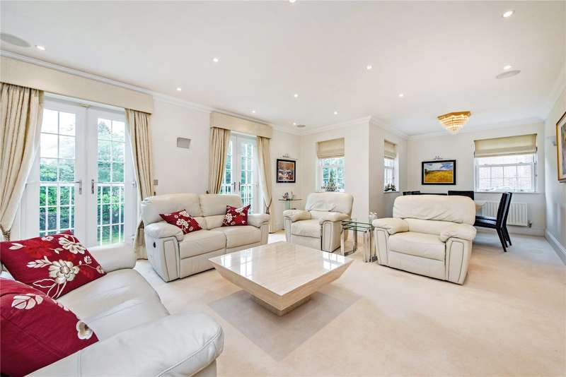 2 Bedrooms Flat for sale in Pinehurst, 30 Uxbridge Road, Stanmore, HA7