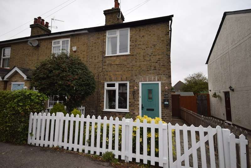 2 Bedrooms End Of Terrace House for sale in Ongar Road, Writtle, Essex, CM1