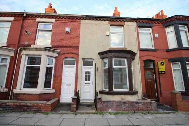 2 Bedrooms Terraced House for sale in Lynholme Road, Liverpool, Merseyside, L4 2XB