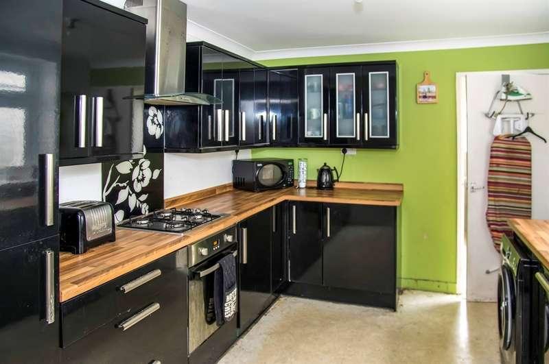 2 Bedrooms Terraced House for sale in Verig Street, Manselton, Swansea