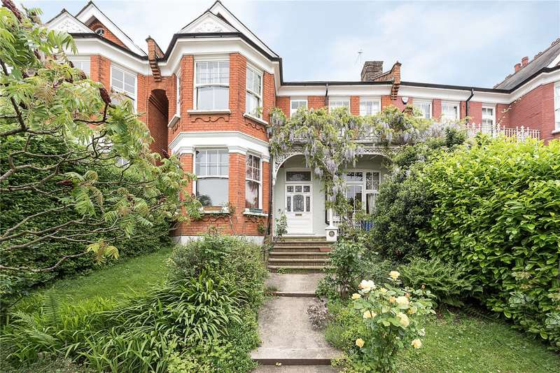 6 Bedrooms Terraced House for sale in Dukes Avenue, London, N10