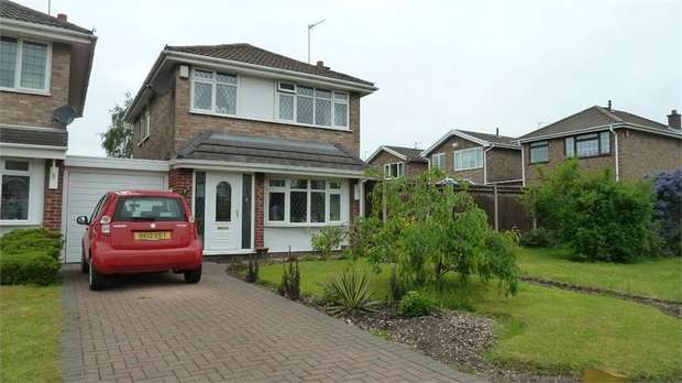 3 Bedrooms Link Detached House for sale in Bilston Road, Tipton, West Midlands