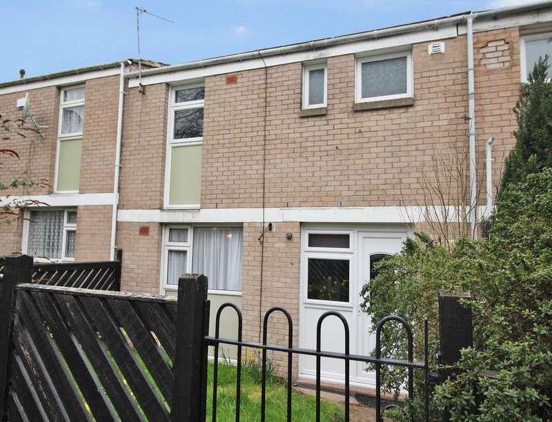 2 Bedrooms Property for sale in James Galloway Close, Binley, Coventry, CV3