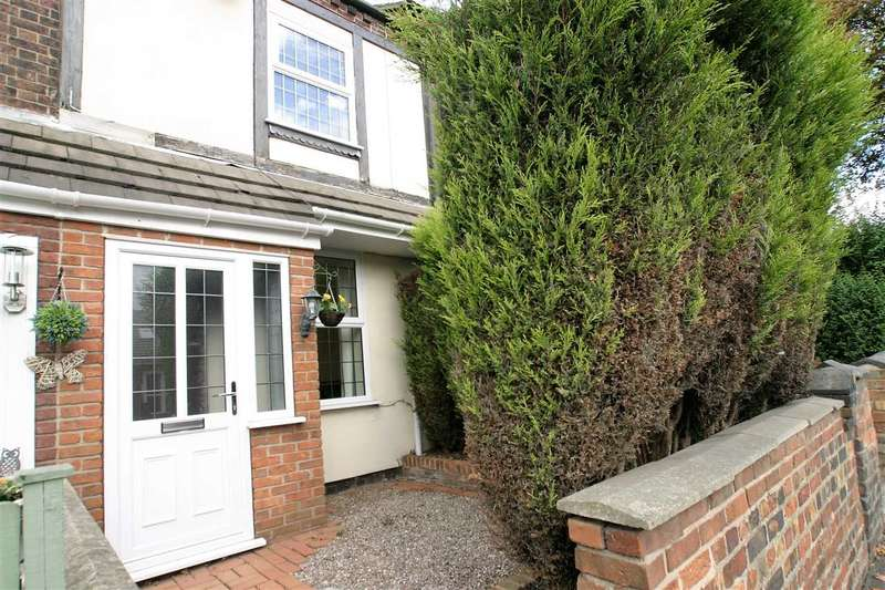2 Bedrooms Terraced House for sale in Weston Coyney Road, Weston Coyney, Stoke on Trent