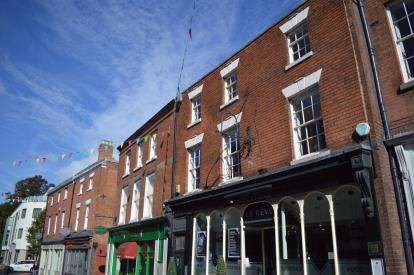 1 Bedroom Flat for sale in Bird Street, Lichfield
