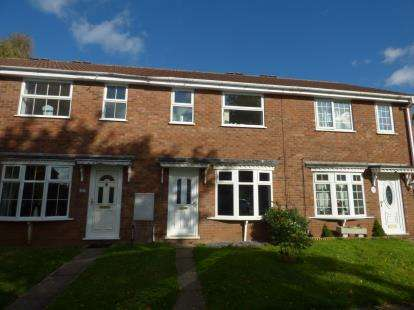 3 Bedrooms Terraced House for sale in Brendon, Wilnecote, Tamworth, Staffordshire