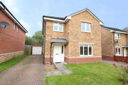 4 Bedrooms Detached House for sale in Osprey Road, Paisley