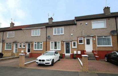 2 Bedrooms Terraced House for sale in Fauldswood Crescent, Paisley