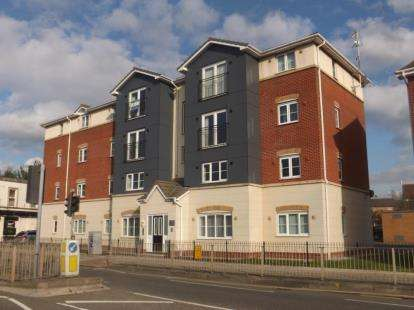 2 Bedrooms Flat for sale in Vauxhall Road, Liverpool, Merseyside, L5