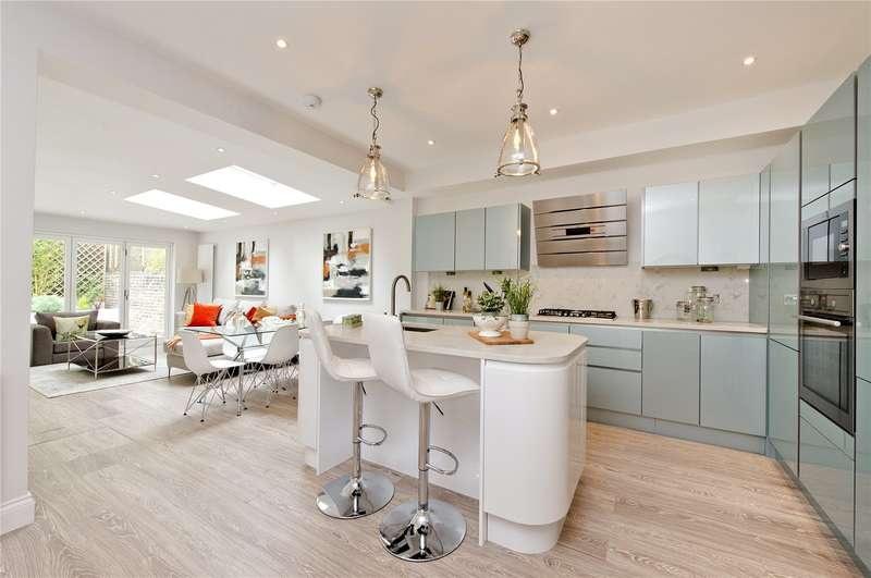 3 Bedrooms Flat for sale in Marylands Road, London, W9