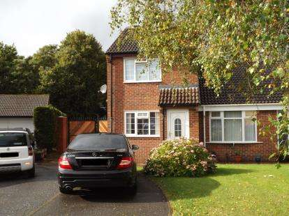 2 Bedrooms Semi Detached House for sale in Cedarwood Glade, Stainton, Middlesbrough