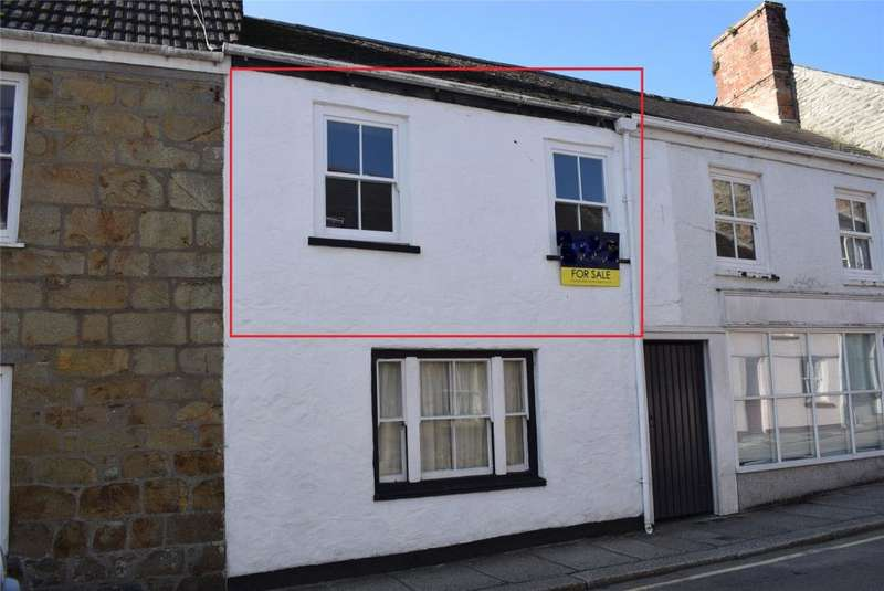 1 Bedroom Flat for sale in Church Street, Helston, Cornwall