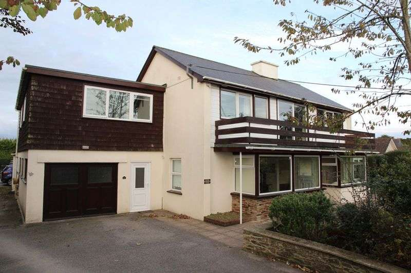 6 Bedrooms Detached House for sale in West Road, Newquay