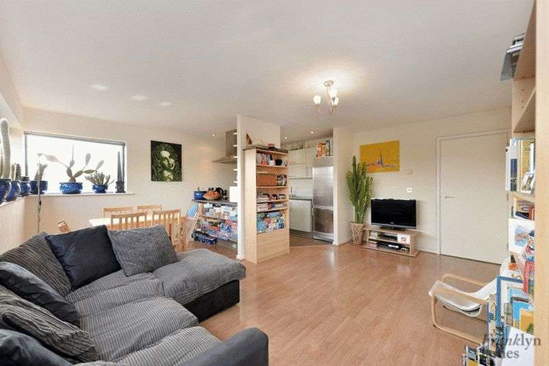 2 Bedrooms Flat for sale in Rosebay House, Bow, E3