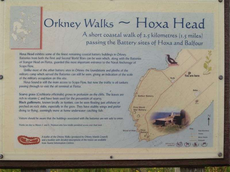 Property for sale in Hoxa Head, St. Margarets Hope, Orkney