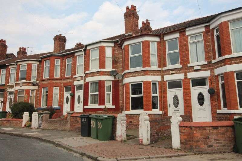 4 Bedrooms Terraced House for sale in Morecroft Road, New Ferry