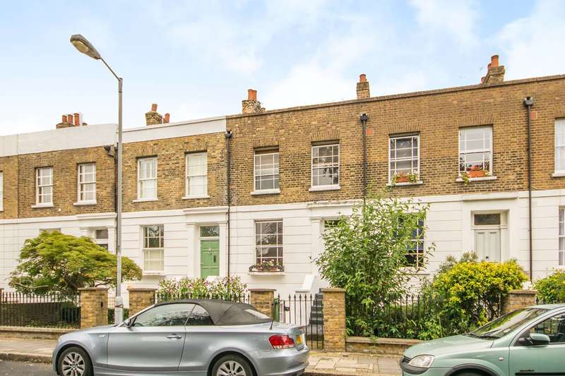 4 Bedrooms Terraced House for sale in St Jude Street, Islington, N16