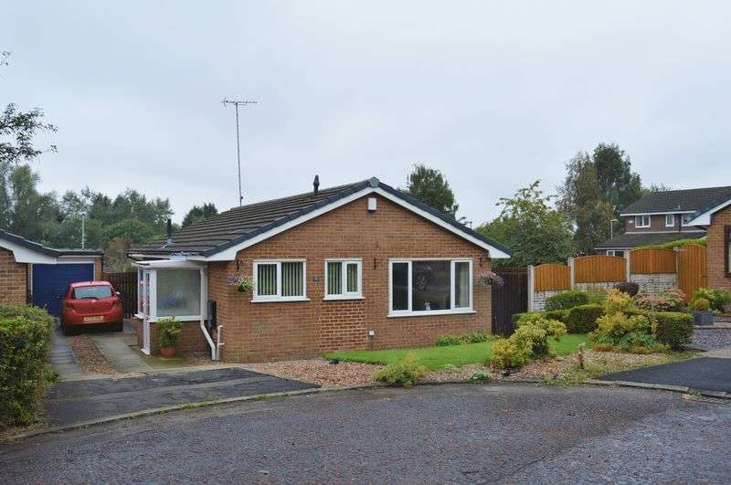 3 Bedrooms Detached Bungalow for sale in Harebell Close, Rochdale