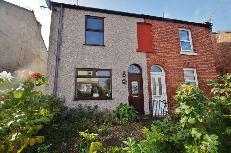 2 Bedrooms Semi Detached House for sale in Banastre Road, Birkdale