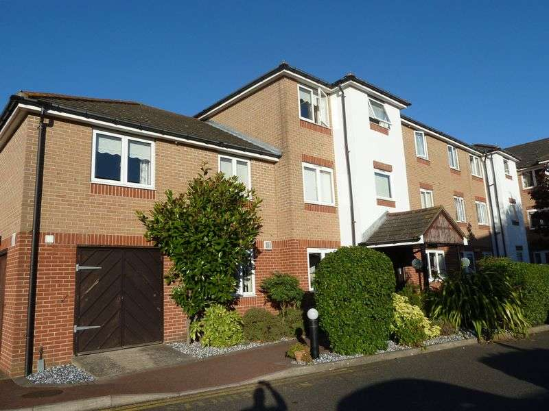 2 Bedrooms Retirement Property for sale in Kennett Court, Oakleigh Close, Swanley