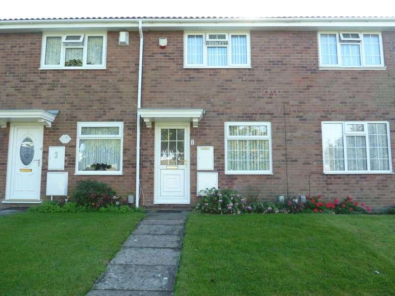 2 Bedrooms Terraced House for sale in The Pastures, Barry