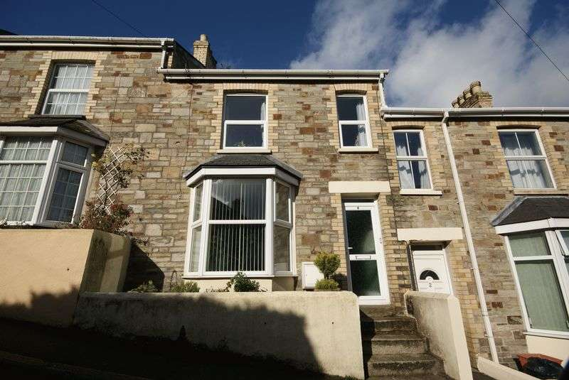 3 Bedrooms Terraced House for sale in Crinnicks Hill, Bodmin
