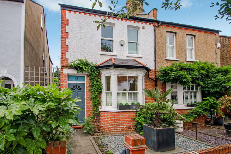 4 Bedrooms Semi Detached House for sale in Cotterill Road, Surbiton