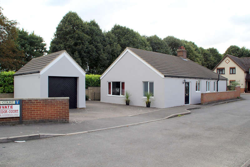 3 Bedrooms Detached Bungalow for sale in Old North Road, Bassingbourn