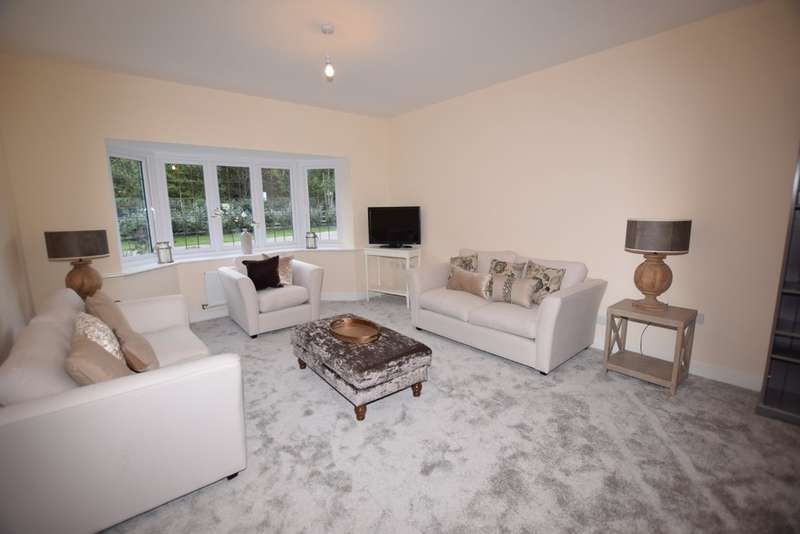 5 Bedrooms Detached House for sale in Dickens Heath Road, Dickens Heath